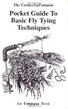 img - for Pocket Guide to Basic Fly Tying Techniques book / textbook / text book