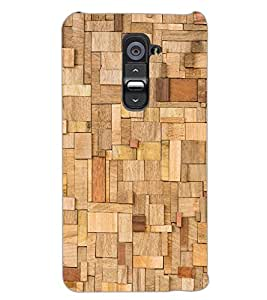 LG G2 TILES Back Cover by PRINTSWAG