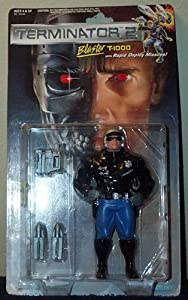 Terminator 2 Blaster T-1000 with Rapid Deploy Missiles Action Figure