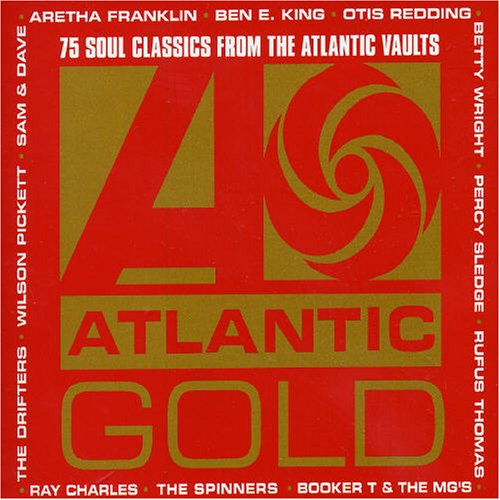 Various Artists - Atlantic Gold: 75 Soul Classics from the Atlantic Vaults - Zortam Music