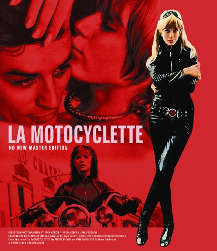 Movie - The Girl On A Motorcycle [Japan BD] TCBD-181