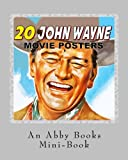 img - for 20 John Wayne Movie Posters book / textbook / text book