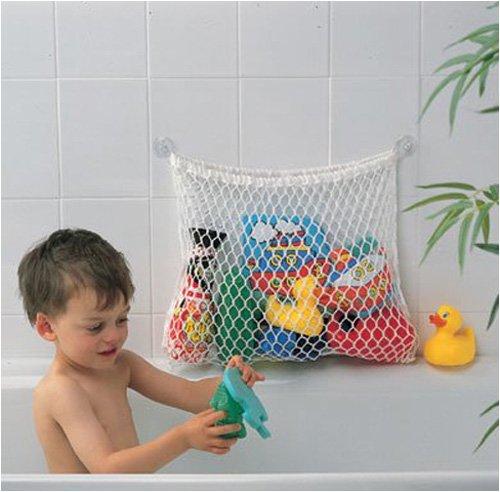 Clippasafe - Bolsa porta juguetes para baño