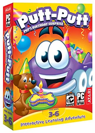 Putt Putt: Pep's Birthday Surprise