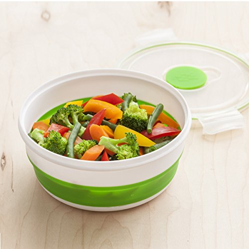 Weight Watchers Collapsible Collapsable Steamer Bowl Brand New Just Released 2015 (Weight Watchers Cookware Set compare prices)