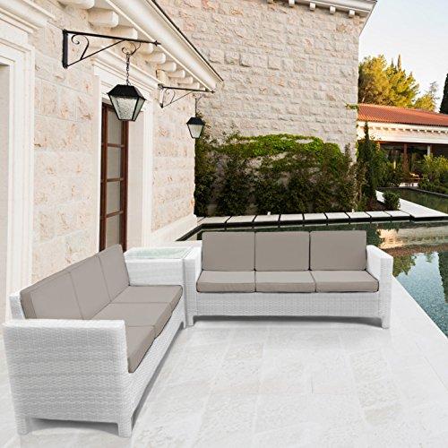 LuxuryGarden-Afef-Rattan-Sitzgruppe-Lounge-Ecke-Wei-Sofa-Set-3-Sitzer-Ecksofa-Couch-Korb-Gartenmbel