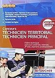 Technicien territorial - Technicien principal Catégorie B - 2015 - 2016...