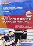 Technicien territorial - Technicien p...