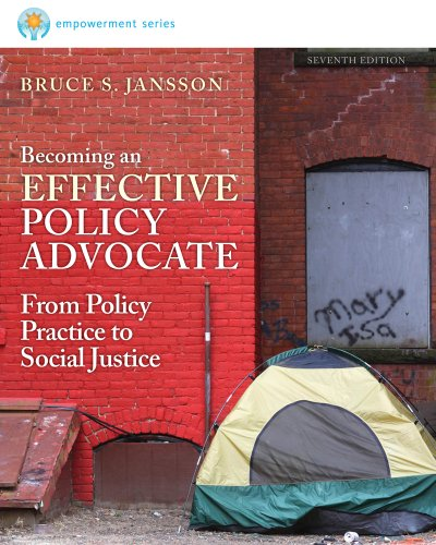 Cengage Advantage: Brooks/Cole Empowerment Series: Becoming an Effective Policy Advocate (Advantage Advocate compare prices)