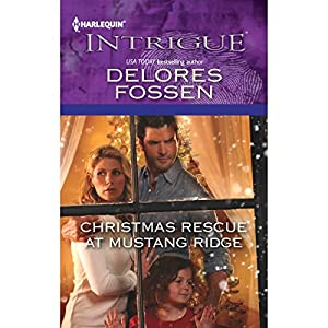 Christmas Rescue at Mustang Ridge Audiobook
