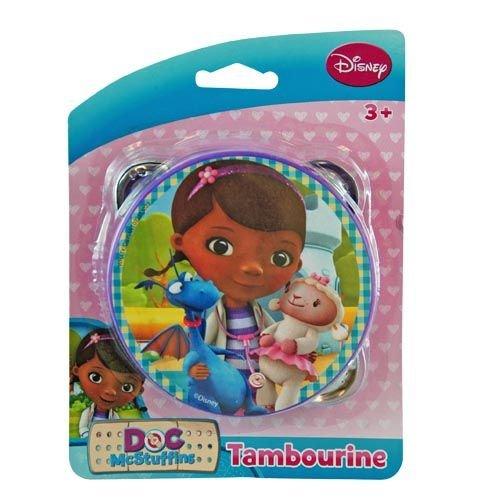 Disney Doc McStuffins Toy Tambourine