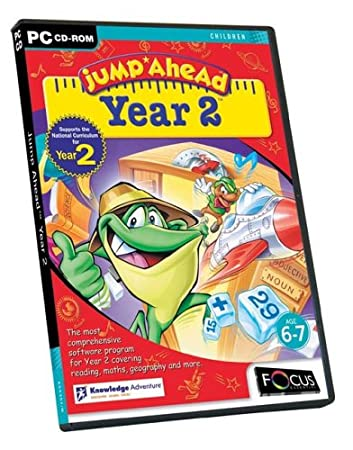 Jump Ahead Year 2 Reading, Maths, Geography & more