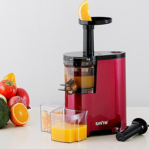 Slow Juicer Nutrition : SAvTM JE120-07M00 Nutrition Center Slow Juicer - GadgetTherapy