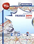 Atlas Routier France 2014 Michelin Br...