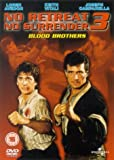No Retreat, No Surrender 3 - Blood Brothers [DVD]