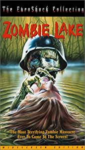Zombie Lake [VHS] [Import]