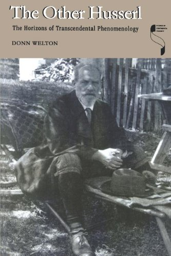 The Other Husserl: The Horizons of Transcendental Phenomenology (Studies in Continental Thought): Donn Welton: 9780253215581: Amazon.com: Books