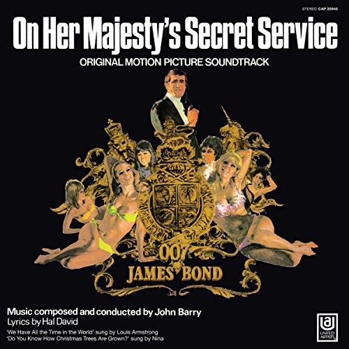 On Her Majesty's Secret Service / O.S.T.