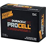 DURACELL C12 PROCELL Professional Alkaline Battery