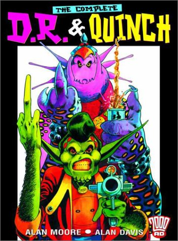 The Complete D.R. and Quinch (2000 AD Presents)