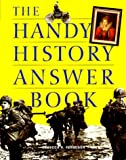 The Handy History Answer Book (1578590809) by Nelson-Ferguson, Rebecca