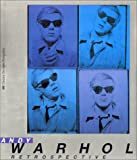 img - for Andy Warhol : retrospective book / textbook / text book