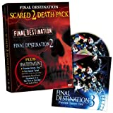 Final Destination Scared 2 Death Pack [DVD] [2000] [Region 1] [US Import] [NTSC]
