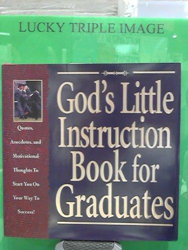 God's Little Instruction Book (God's Little Instruction Books)