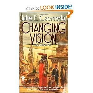 Changing Vision (Web Shifters 2) - Julie E. Czerneda