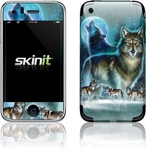 Buy Liquid Blue - Lone Wolf - Apple iPhone 3G 3GS - Skinit Skin by Skinit