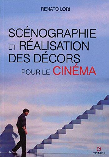 Scénographie et réalisation des décors pour le cinéma