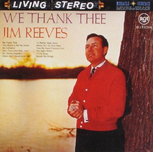 Jim Reeves - We Thank Thee--CD-1962-UNiCORN INT Download