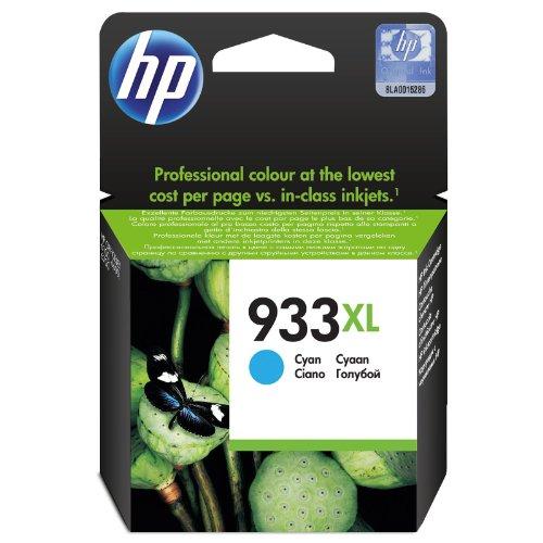 HP 933XL Original Tintenpatrone mit hoher Reichweite Cyan