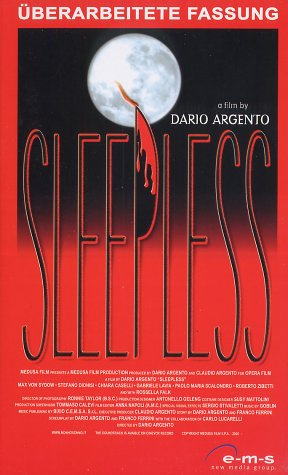 Sleepless [VHS]