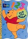 Fun with Numbers (Pooh My First Coloring Books), Golden Books
