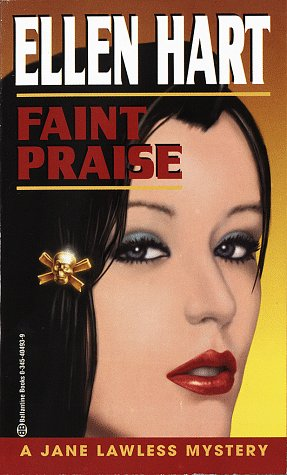 Image for Faint Praise (Jane Lawless Mysteries)