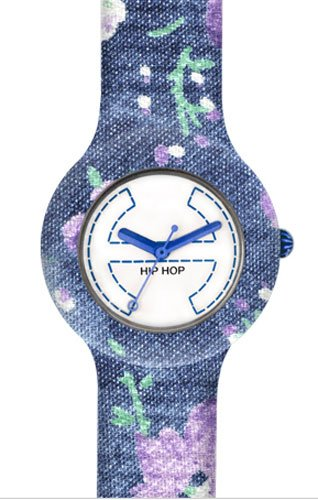 Orologio BREIL HIP HOP Jeans Collection Donna - HWU0406