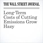 Long-Term Costs of Cutting Emissions Grow Hazy | Amy Harder,Greg Ip