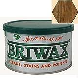ブライワックス[BRIWAX]トルエンフリー(ジャコビアン色)370ml