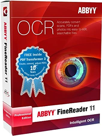 Abbyy FineReader 11 Professional Anniversary Edition (PC)