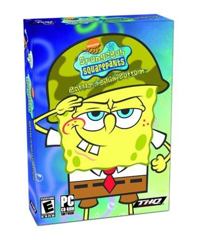 SpongeBob SquarePants: The Battle for Bikini Bottom - PC (Classics)