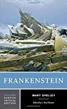 img - for Frankenstein (Second Edition) (Norton Critical Editions) book / textbook / text book