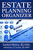 Estate Planning Organizer: Legal Self-Help Guide