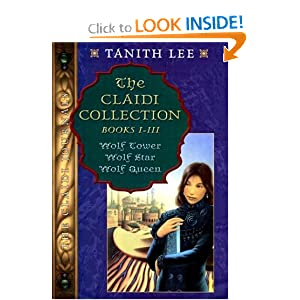The Claidi Collection - Tannith Lee