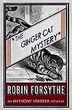 Ginger Cat Mystery: (aka 'Murder at Marston Manor')