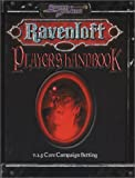 Ravenloft Player's Handbook (Ravenloft)(Jackie Cassada/Andrew Cermak/John W. Mangrum/Nicky Rea/Andrew Wyatt)