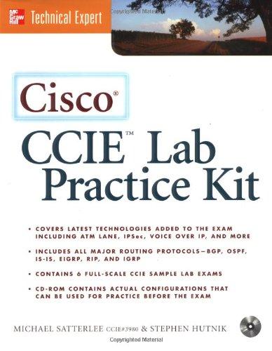 Cisco(R) Ccie(Tm) Lab Practice Kit