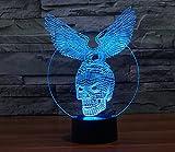 3D-LED-Atmosphäre Lichter