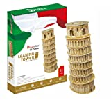 Cubic Fun 3D Puzzle: Leaning Tower of Pisa - Italy