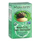 Earth Mama Angel Baby - Mama-To-Be Tea Sampler, 16 tea bags